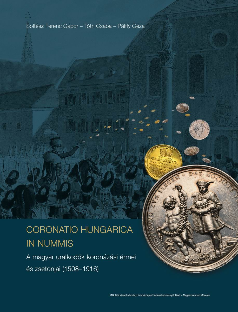 coronatio hungarica in nummis